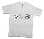 How to print a ball, bear, panda on a T-shirt