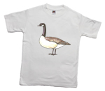How to print a canada goose on a T-shirt