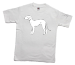 How to print a bedlington terrier on a T-shirt