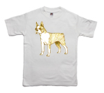 How to print a boston terrier on a T-shirt