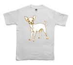 How to print a chihuahua on a T-shirt