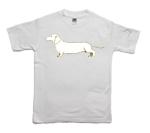 How to print a dachshund on a T-shirt
